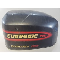 285020 0285020 Johnson Evinrude 1998 Ficht Intruder Engine Top Cowling 150 ONLY