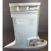 """1978-84 Johnson Evinrude 20"""" Outer Exhaust Housing 321493 70 75 HP 3 Cylinder"""