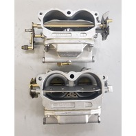 389988 323302 Johnson Evinrude 1979 Carburetor Set 100 HP V4 REBUILT!
