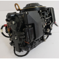 1989-1992 Johnson Evinrude FULLY DRESSED Powerhead 40 48 50 HP 2 cylinder 2 str