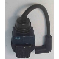 """832757A4 7370A13  Mercury 1972-06 Ignition Coil 6"""" Lead 6 8 9.9+ HP 1 YEAR WTY!"""