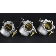 1974 Chrysler Carburetor Set 333061-3 WB-8D WB8D 70 HP 3 cylinder REBUILT!