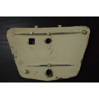 "Johnson Evinrude Carburetor Cover Front Plate 7"" x 4-1/2"""