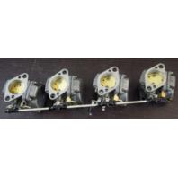 REBUILT! 1994-04 Mercury Carburetor Set 824894T4 824894T5 824894T6 WME-81 125 HP