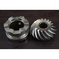 LIKE NEW! OEM 1996-97 Yamaha Counter Rotation Gear Set 61A-45560-01-00 225 250HP