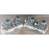 439007 439008 437537 Johnson Evinrude 1997-00 Carburetor Set  90 115 HP REBUILT!