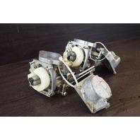 CLEAN! 1982-1986 Yamaha Mariner Carburetor Set 8567M 8568M 40 HP