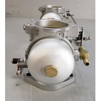 REBUILT! 1989 Force Carburetor Set F664061-1 F589061-2 TC-101A TC-100A 125 HP