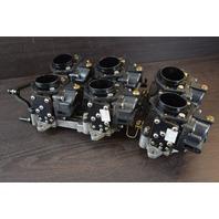 REBUILT! 1994-1996 Johnson Evinrude Carburetor Set 439509 439510 185 200 225 HP