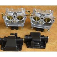 REBUILT! 1991-94 Johnson Evinrude Carburetors 433811 C# 335830 88 90 100 115 HP