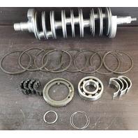 1976-1995 Mercury Oiling Crankshaft 8745A5 8745T5 135 150 175 200 225 HP