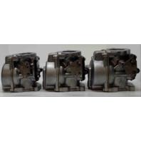 REBUILT! 1994 Johnson Evinrude Carburetor Set 435381 C# 338069 60 HP 3 cylinder