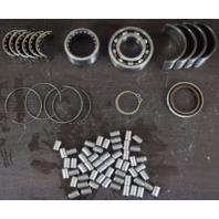 827955A2 17514A1 Mercury 1988-06 Crankshaft Bearing Set 40 JET 45 JET 55 60 HP