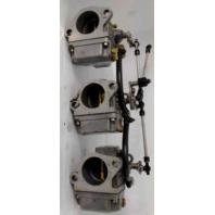 REBUILT! Mid-90's Mercury Carburetors 821946A30 821946A31 WME-49 65 JET 75 90 HP