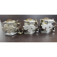 CLEAN! 1992-03 Yamaha Carburetor Set 6H1-14301-08-00 6H1-14302-08-00 75 90 HP