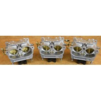 REBUILT! 1989-90 Johnson Evinrude Carburetor Set 431795 C 334329 150 HP V6