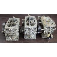 REBUILT! 1996-2000 Yamaha Carburetor Set 64L-14303-02-00 150 175 200 HP