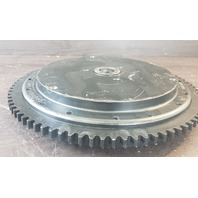 817739A6 Force 1983-87 Flywheel Assembly 45 50 HP 83 Teeth 2 cylinder INSPECTED!