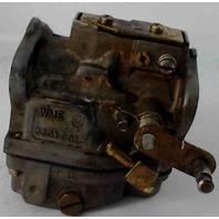 REBUILT! 1980's  Mercury Bottom Carburetor WME-7-3A C# 3301-9012 70 75 80 90 HP