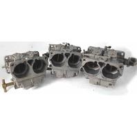 REBUILT! 2000-05 Mercury Carburetor Set WMV-16 828272T67 135 150 175 200 HP V6