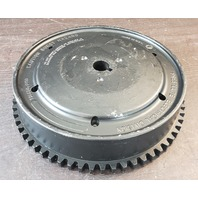 F529097 Force Chrysler 1978-1991 Flywheel 20 25 30 35 HP 63 Teeth INSPECTED!