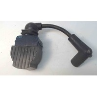 "832757A4 7370A13 Mercury 1972-06 Ignition Coil w/4-1/2"" Lead 6 8+ HP 1 YEAR WTY!"