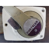 Chrysler Concealed Side Mount Control Box FOR PARTS OR REPAIR