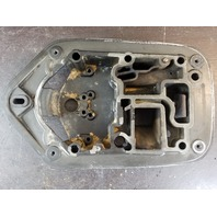 820268A1 Mercury Force 1995-1999 Adapter Plate 40 50 HP 2 Cylinder FRESHWATER