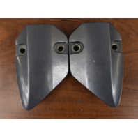 63P-44553-00-8D 63P-44556-00-8D Yamaha 2004 & UP Lower Mount Covers 150 200 HP