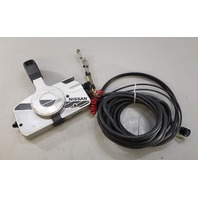 """Nissan Tohatsu Side Mount Control Box W/ Key 10' 6"""" Cables & 20' Harness"""