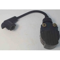 832757A4 7370A13 Mercury 1972-06 Ignition Coil 6-1/2 Lead 6 8 9.9+HP 1 YEAR WTY