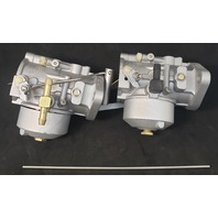 F589061-3 F664061-2 TC106A Force 1989-1994 Carburetor Set 120 125 HP REBUILT!