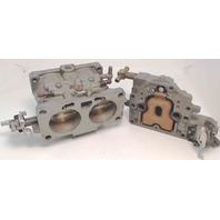 9672A5 Mercury 1990-1991 Middle Carburetor Assembly WMH-2 175 HP V6 REBUILT!