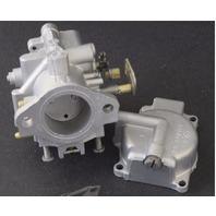 326929-C# Johnson Evinrude 1976-1978  Top/Bottom Carburetor 70 HP 3 cyl REBUILT!