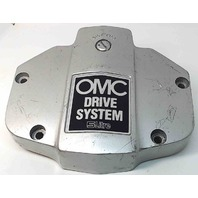 981099 OMC 1978-85 Exhaust Housing Cover 140 170 185 200 225 230 240 250 260 HP