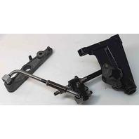 76357 60863 Mercury 1978-80 Throttle Control Housing & Gear 20 (200) HP