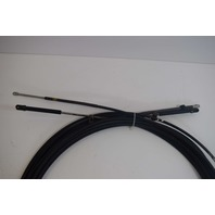 USED Quicksilver Mercury Control Cables (Set of Two) 36' Feet C# 07 05 83