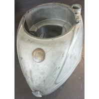 1939 Johnson Seahorse Hood Cowl Engine Cover W/ Tank & Nozzles HD-39 2.5 HP