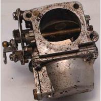 6H1-14302-15-00 Yamaha 1985-1991 Center Carburetor 90 HP 3 Cyl 2-Stroke REBUILT!