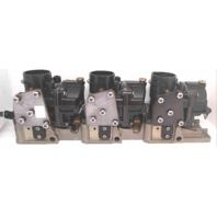 5005554 Evinrude 2004-2006 Port Carburetor Set 150 HP V6 CLEAN!
