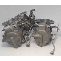 387907 387906 C# 318505 Johnson Evinrude 1977-81 Carburetor Set 70 75 HP REBUILT