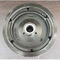 878226T10 Mercury & Mariner 1999-2006 Flywheel 65 JET 75 90 HP 3 Cylinder 92T