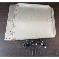 "Outboard Marine Aluminum Trim Tab 10"" x 12"""