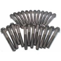 832971 Mercury 1998-05 Cylinder Head Screw Set (24) .375-16 x 3.00 115 135 + HP
