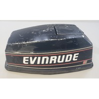 1989-05 Johnson Evinrude Top Cowling Hood Engine Cover 40 48 50 HP 2 cyl