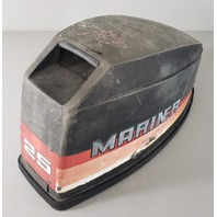9163T19 Mercury Mariner 1988-2006  Top Cowl Hood Engine Cover 15 20 25 HP 2 cyl