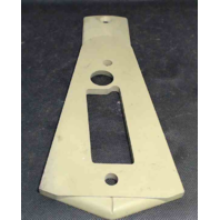 312252 OMC Sterndrive Rubber To Gearcase Plate
