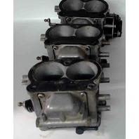 13201-87DF3 13202-87DF2 13203-87DF2 Suzuki 1987-1992 Carburetors 150 HP REBUILT!
