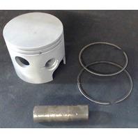 765-7439-C# Mercury & Mariner Standard Piston W/ Rings REFURBISHED!