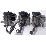 5290A6 1368-5290A6 WMK-15 Mercury 1976-85 Carburetor Set 115 (1150) HP REBUILT!